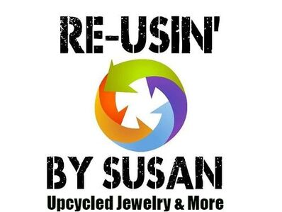 UPCYCLED JEWELRY & MORE